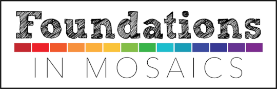 Foundations in Mosaics Course logo