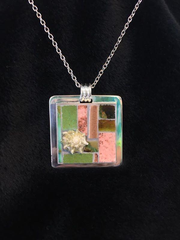 Custom Mosaic Jewelry