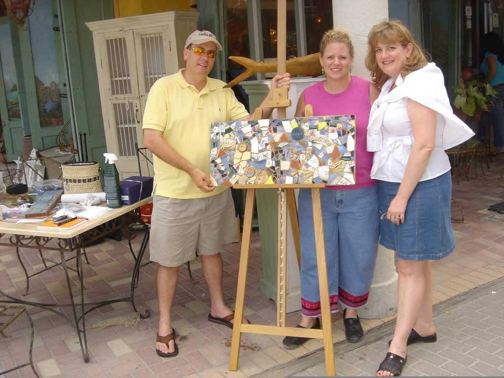 Mosaic Art Commission