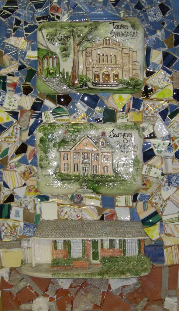 Mosaic Wall Art Commission