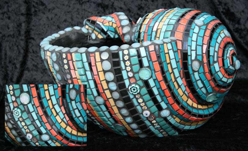 Ode to Miami Mosaic Artwork